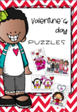 Valentine´s Day Puzzles