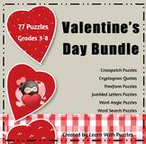 Valentine's Day Puzzles - 55 Unique Puzzles