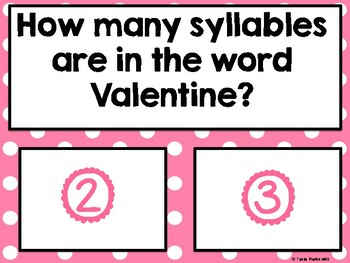 FREEBIE Valentine's Day Question of the Day