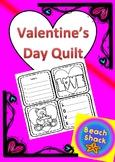 Valentine's Day Quilt - Beach Shack