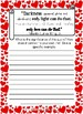 Valentine's Day Quotes Writing Activity
