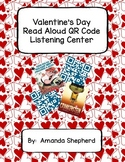Valentine's Day Read Aloud Books QR Code Listening Center