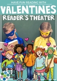Valentine's Day Reader's Theater - Differentiated roles, reading response
