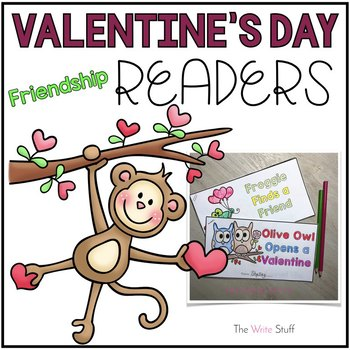 Valentine's Day Readers