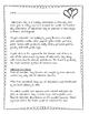 Valentine's Day Reading Comprehension