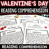 Valentine's Day Reading Comprehension Passages