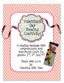 Valentine's Day Reading Craft