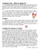 Valentine's Day Reading Craft