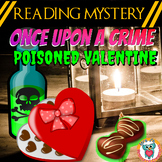 Valentine's Day Reading Mystery Activity: Reading Comprehe