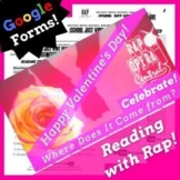 Valentine's Day Reading Passage Context Clues Google Class