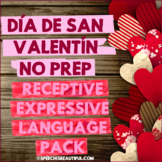 Valentine's Day: Receptive & Expressive Language Pack - Pr