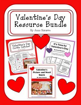 Valentine's Day Resource Bundle