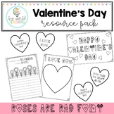 Valentine's Day Resource Pack