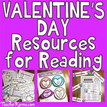 Valentine's Day Resources  / February Literacy Kit
