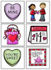 Valentine's Day Rhyme Matching Tasks and Worksheets