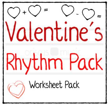 Valentine's Day Rhythm Pack