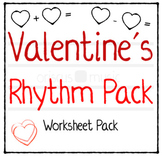 Valentine's Day Rhythm Pack