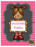 Valentine's Day Riddles