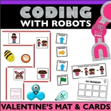 Valentine's Day Robot Activity Mat