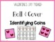 Valentine's Day Addition Fluency Roll and Color