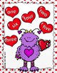 Valentine's Day Roll and Cover Games for Pre-K - Teach Easy Resources