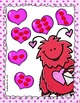 Valentine's Day Roll and Cover Games for Pre-K - Teach Eas