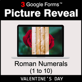 Valentine's Day: Roman Numerals (1 to 10) - Google Forms |