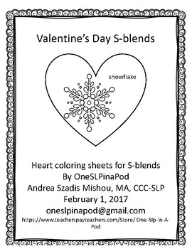 Valentine's Day S-blends