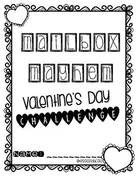 Valentine's Day STEM Challenge