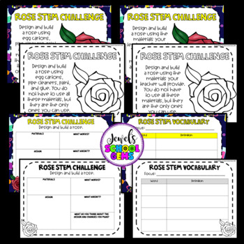 Valentine's Day STEM Challenge (Valentine's Day STEM Activities)