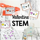Valentine's Day STEM Challenges