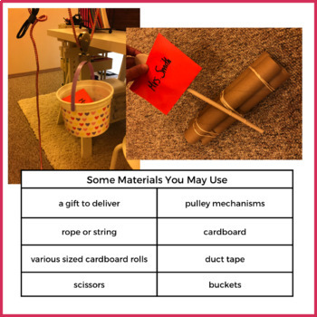 Valentine's Day STEM Project-Based Learning: Simple Machines (5 Day Lesson)