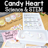 Valentine's Day STEM & Science with Candy Hearts