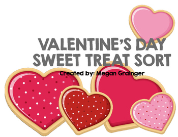 Valentine's Day SWEET TREAT SORT