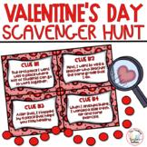 Valentine's Day Scavenger Hunt