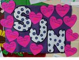 Valentine's Day / School Pride / Catholic School's Week