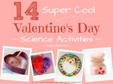 Valentine's Day Science Activities