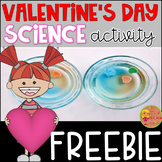 Valentine's Day Science Experiment (Dissolving Candy Hearts)