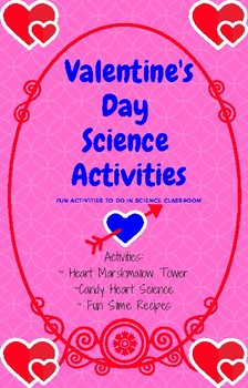 Valentine's Day Science Fun Activities