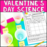 Valentine's Day Activities: Science Stations