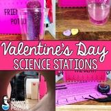 Valentine Science {Happy Valentine's Day}