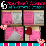 Valentine's Day Science Stations
