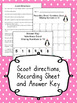 Valentine's Day Math Scoot for Missing Numbers 1-10