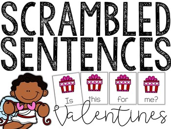 Valentine's Day Scrambled Sentences