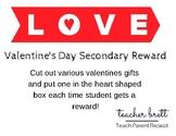 Valentine's Day Secondary Reward System:  Gogokid, Vipkid,