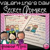 Valentine's Day Secret Admirer or Friendship Notes