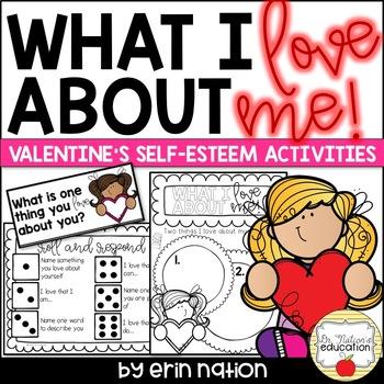 Valentine's Day Self-Esteem Activities