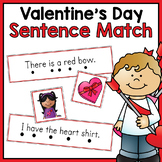 Valentine's Day Sentence Matching