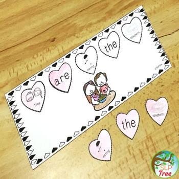 Valentine's Day Sentences