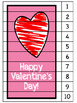 Valentine's Day Sequence Puzzles